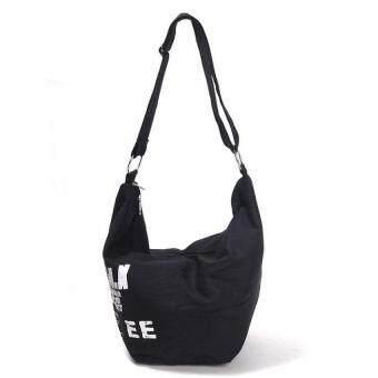 อยากขาย กระเป๋าสะพายข้าง รุ่น038 (สีดำ)