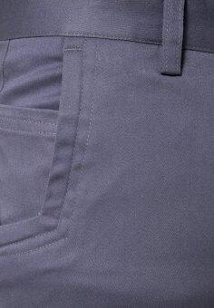 B&B menswear & Fashion กางเกงขาสั้น Chino (Light Grey) - 5