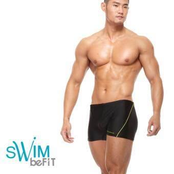 befit swim trunk black 1509519611 10972651 c0970ba3a93619a7bfd6fb8f0f2e00ab product สำหรับขาย กางเกงว่ายนำ้ beFiT SWIM Trunk Black