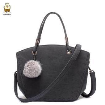 ประกาศขาย Beibaobao กระเป๋าสะพายข้างสีดำ - Beibaobao0565
