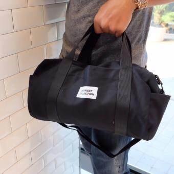 กระเป๋่่าถือ Big Duffle Bag - Black - 2