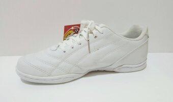 รองเท้ากีฬา รองเท้าฟุตซอล เบรกเกอร์ Breaker BK-88 สีขาว