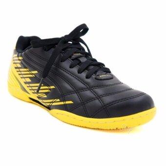 Breaker รองเท้ากีฬาฟุตซอล รุ่น BK0805 (สีดำเหลือง)