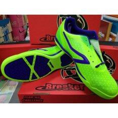 Breaker รองเท้าฟุตซอล รุ่น BK1202 สีเขียว