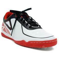 Breaker รองเท้ากีฬาฟุตซอล รุ่น BK1203 (สีขาว)
