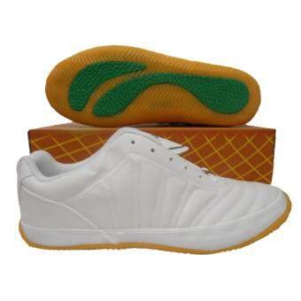 Breaker รองเท้ากีฬา รองเท้าฟุตซอล BREAKER BK-13 ขาว - 2