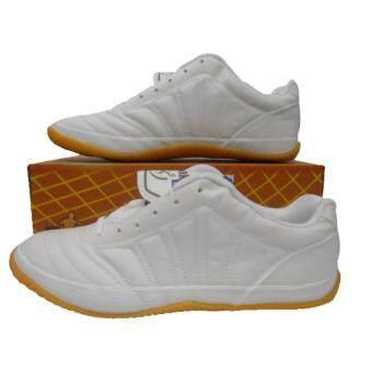 Breaker รองเท้ากีฬา รองเท้าฟุตซอล BREAKER BK-13 ขาว - 5