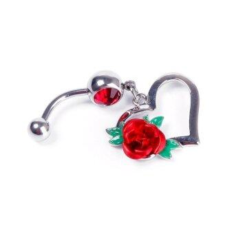 BUYINCOINS Dangle Rose Heart Ball Barbell Red/Silver ได้รับการคัดสรรจากเราแล้วว่าเป็นสินค้าที่ดี มีคุณภาพ มีผู้สนใจสั่งซื้อเป็นจำนวนมาก ทั้งในประเทศไทย ...