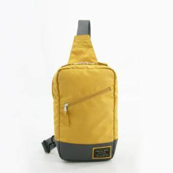 Carry-All กระเป๋าสะพายพาดลำตัว รุ่น14250 สีเหลือง
