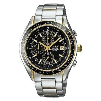 Casio นาฬิกาข้อมือ Edifice - รุ่น EF-503SG-1 Silver