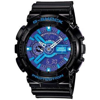 Casio G-Shock นาฬิกาข้อมือ รุ่น GA-110HC-1A (Black)