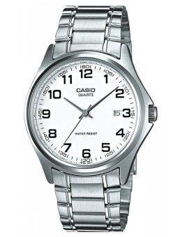 ราคา Casio นาฬิกาข้อมือ รุ่น MTP-1183A-7B (สีเงิน)