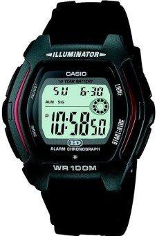 Casio Standard นาฬิกาข้อมือผู้ชาย รุ่น HDD-600C-1AVDF