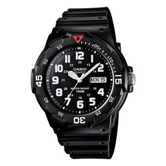 Casio Standard Watch รุ่น MRW-200H-1BV (Black)