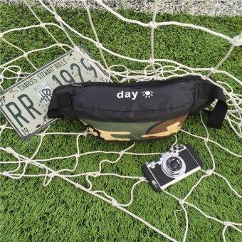 Chaonan เกาหลีกระเป๋ากระเป๋าสะพายกระเป๋า Messenger ใหม่กระเป๋าหน้าอก (Day B วรรค)