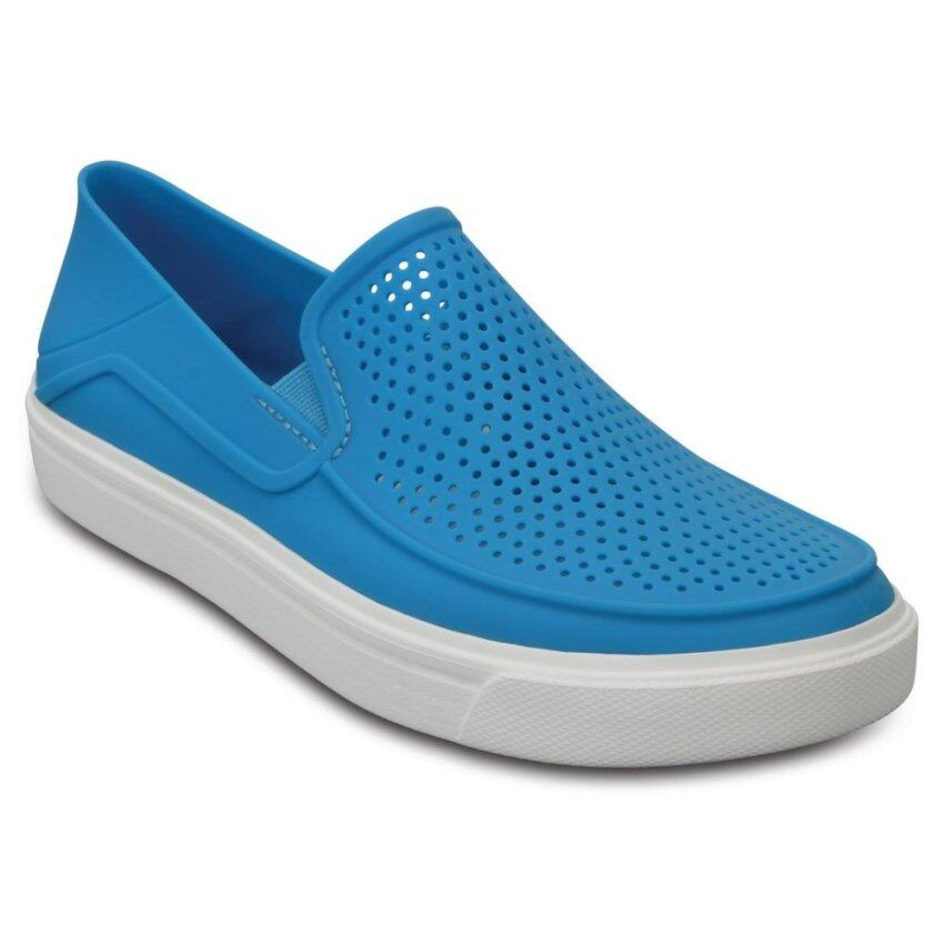 CitiLane Roka Slip-on W-Electric Blue