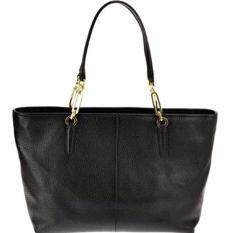COACH 26805 Madison leather tote bag