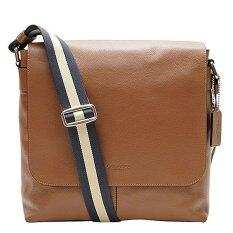 COACH CHARLES SMALL MESSENGER IN SPORT CALF LEATHER (COACH F72362)