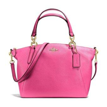 Coach กระเป๋า F36675 SMALL KELSEY SATCHEL IN PEBBLE LEATHER