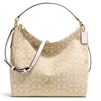 กระเป๋า COACH F58327 CELESTE CONVERTIBLE HOBO IN OUTLINE SIGNATURE(IMDQC)