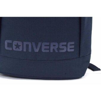 34dcf8c64d8 ส่วนเกิน Converse กระเป๋าเป้รุ่น Bis Fifth Backpack สีกรมท่า และราคา ...