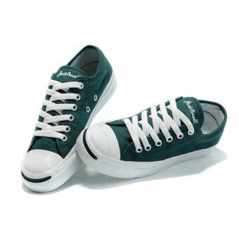 Harga Converse รองเท้าผ้าใบแฟชั่น CONVERSE jack purcell classic (Green)