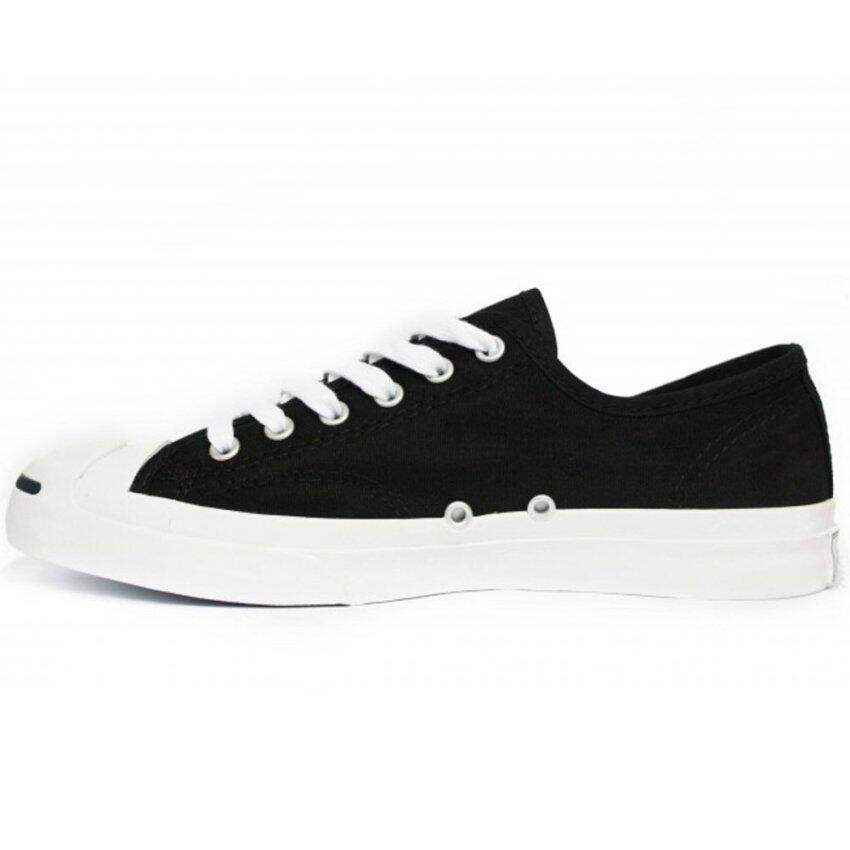 CONVERSE รองเท้าผ้าใบ JACK PURCELL OX CLASSIC COLORS (Black)