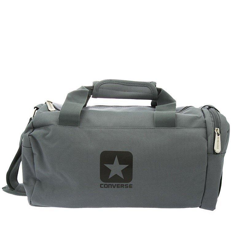 Converse กระเป๋า Sporty bag (สีเทาเข้ม)