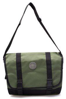 CONVERSE กระเป๋า Suit Messenger Bag 12-61053-CGN