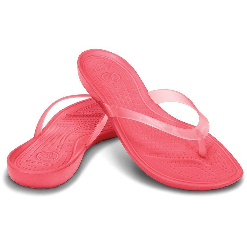 CROCS-Really Sexi Flip-flop Women-Coral/Coral-W4(US)