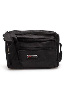 ขอเสนอ DM กระเป๋าสะพาย 3 ชั้น (สีดำ)