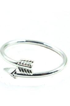 Harga Double Arrow Ring (Silver)
