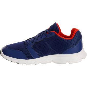 2561 รองเท้าวิ่งสำหรับผู้ชาย รุ่น EKIDEN ONE PLUS (สีน้ำเงิน/แดง)