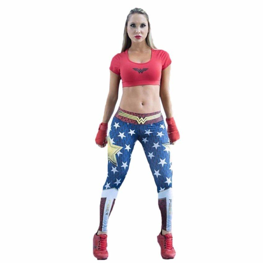 fancyqube-wonder-woman-yoga-compression-pants-gym-fitness -leggingsprofessional-sports-running-pants-butt-lift-feminino-skinny-blue- intl-1493355880-04868171- ...