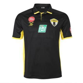 FBT เสื้อสโมสร ซุปเปอร์พาวเวอร์ 2017 (แฟนคลับ) ดำ - เหลือง