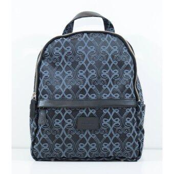 กระเป๋าสะพายหลัง 12-01-00-34448-1 Col.Black