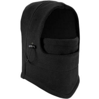 G2G หมวกฮู๊ดกันหนาว สำหรับใส่ให้ความอบอุ่น สีดำ จำนวน 1 ชิ้น