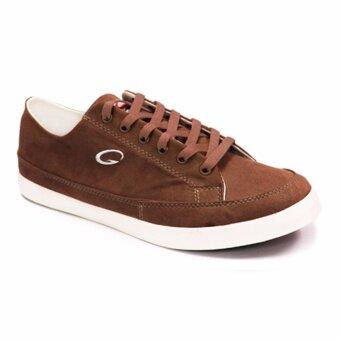 GAMBOL รองเท้าผ้าใบ รุ่น GB86139 (สีน้ำตาลเข้ม)