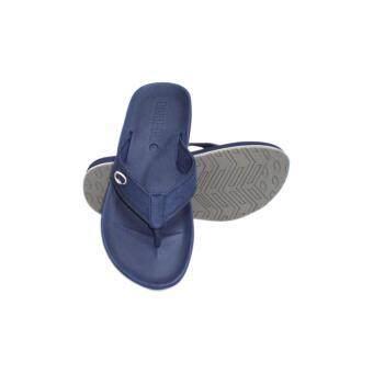 GAMBOL แกมโบล รองเท้าแตะ นุ่ม รุ่น GM11220A (สีกรม) ไซซ์พิเศษ