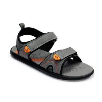 GAMBOL แกมโบล รองเท้ารัดส้น GM55033 สีเทา - 2