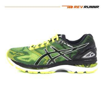 GEL-NIMBUS 19-BLACK/SAFETY YELLOW/SILVER