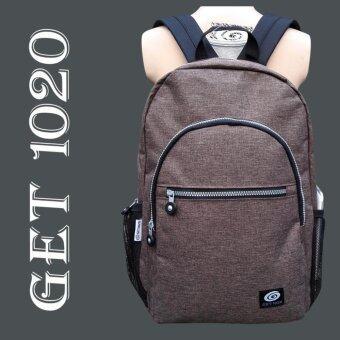 กระเป๋าเป้ กระเป๋าสะพาย แฟชั่น A064oxford (brown)