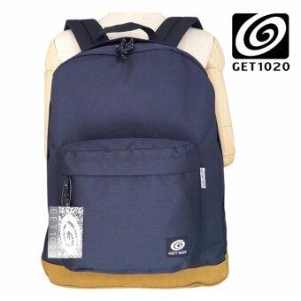 กระเป๋าเป้ กระเป๋าสะพาย แฟชั่น B0473 (กรม)