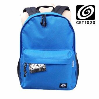 กระเป๋าเป้ กระเป๋าสะพาย แฟชั่น B0479 (ฟ้า)