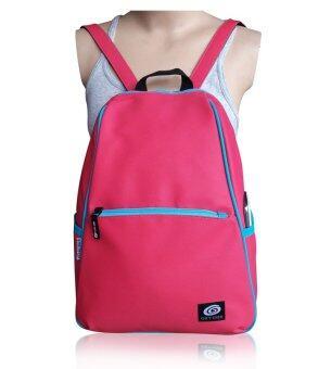 กระเป๋าเป้ กระเป๋าสะพาย แฟชั่น VP671lacos (บานเย็น)
