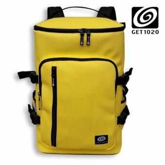 รีวิว กระเป๋าเป้ กระเป๋าสะพาย แฟชั่น VP674lacos (เหลือง)
