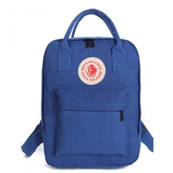 good กระเป๋า กระเป๋าเป้ กระเป๋าเป้สะพายหลัง No.1 - Blue