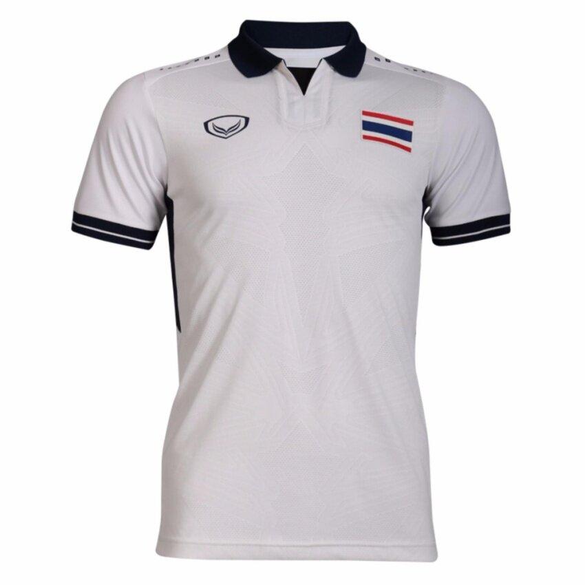 Grand sport แกรนด์สปอร์ตเสื้อกีฬาฟุตบอล Sea Games 2017 (สีขาว)