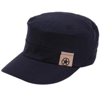 Hanyu กลางแจ้งหมวกทั้งบุรุษ และสตรีสวมหมวกแก๊ปตลกกรมท่า