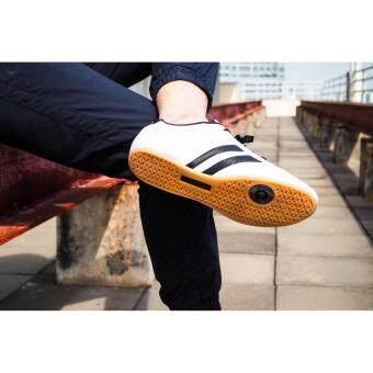 รองเท้ากีฬา HARA Sports สำหรับผู้ชาย ผู้หญิง รุ่น HC24 สี ขาว-ดำ - 4